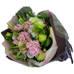Hyacinth Flowers Bouquet