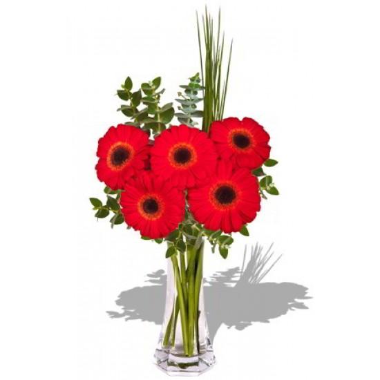 Small Gerbera Bouquet