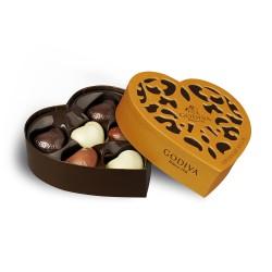 Godiva Chocolate Gold Collection Heart 12pcs