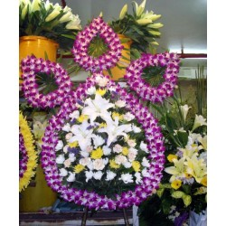 Traditional Flowers Arrangement 11