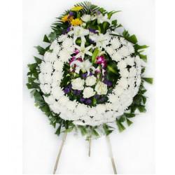 Traditional Flowers Arrangement 12